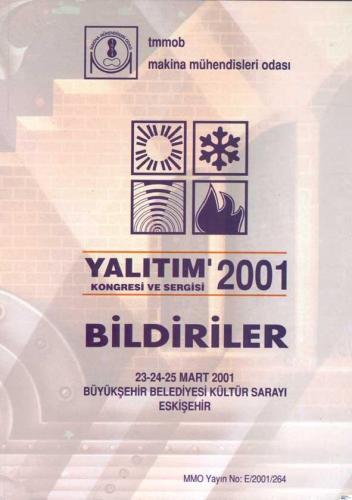 YALITIM 2001 KONGRESİ VE SERGİSİ BİLDİRİLER KİTABI
