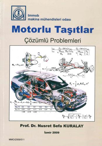 MOTORLU TAŞITLAR ÇÖZÜMLÜ PROBLEMLERİ